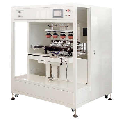 路由器外壳移印机,机顶盒移印机,伺服移印机