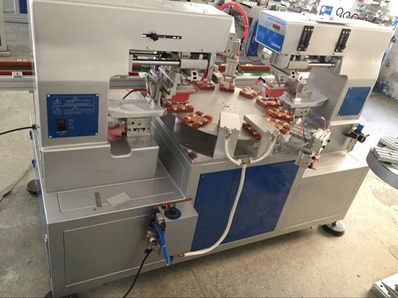 双色自动移印机,圆盘移印机,运输带移印机