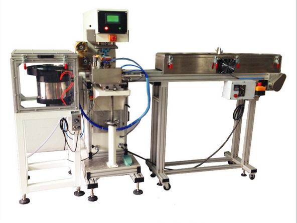 移印机带烘干,无人化移印机,自动移印机