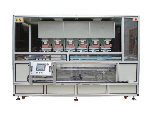 路由器外壳移印机,机顶盒面板移印机,电器印刷机