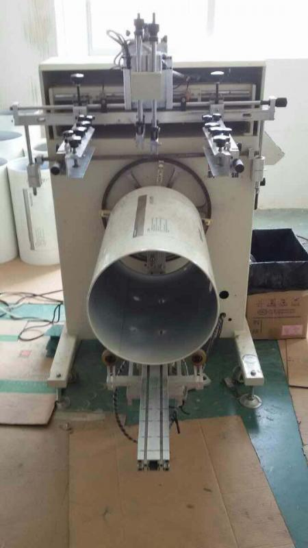 热水器丝印机,太阳能丝印机,圆桶印刷机