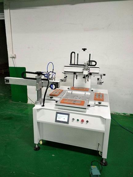 多工位丝印机,转盘丝印机,全自动转盘丝印机