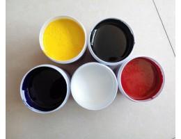 烤漆面烤漆表面丝印移印UV油墨