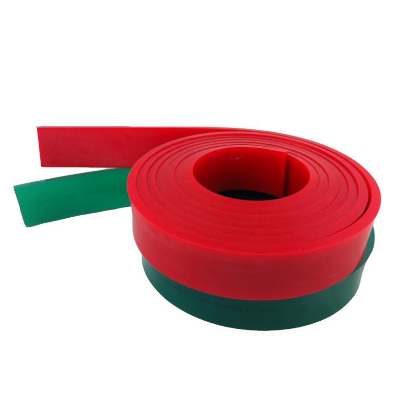 供应厂家斜口丝印刮胶胶刮 65度耐研磨批发价格