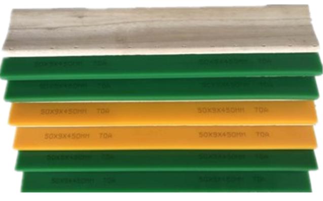 厂家现货丝印刮刀 木柄刮刀 铝柄刮刀3-100cm