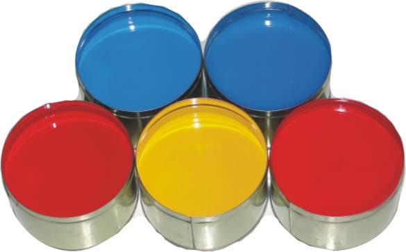 钢化玻璃丝印UV油墨