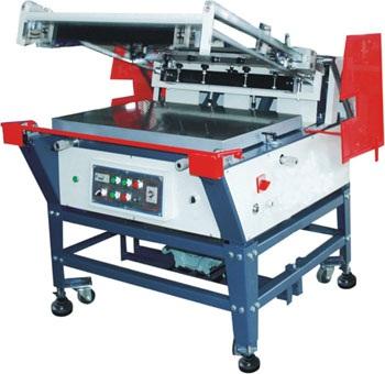 田光机 丝印机 水标丝印机 斜臂机