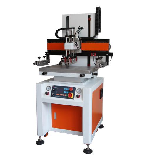 哪里有卖LWS-3050B平面丝印机的/力沃专业供应平面丝印机
