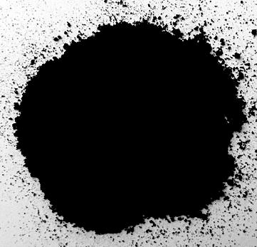 树脂磨具制造用色素炭黑