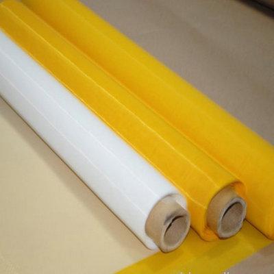 白色80T200目48线127宽涤纶印刷丝网
