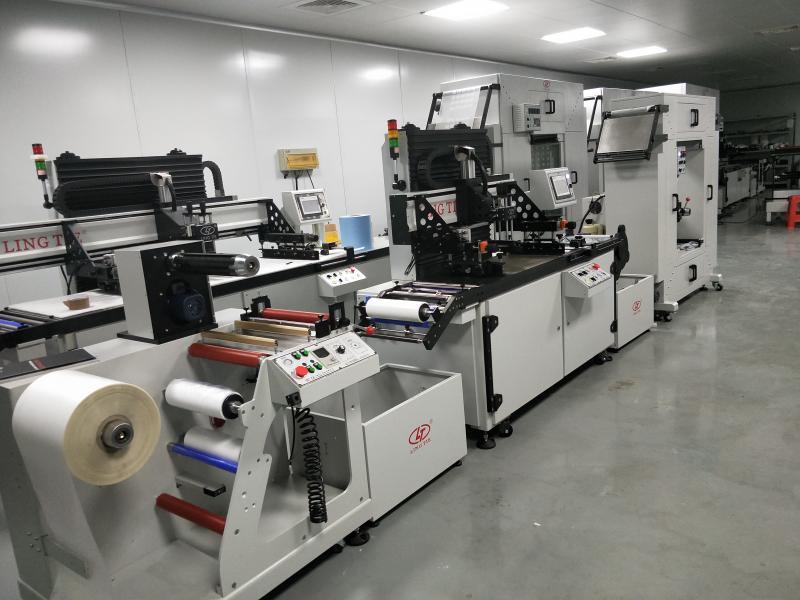 厂家供高速高精度高性价比印刷机