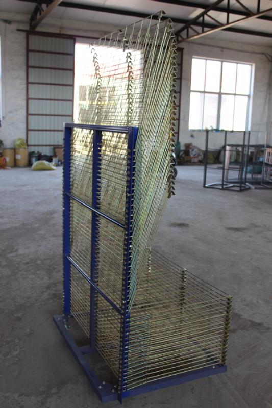 厂家丝印千层架 50层 网片承重2.5kg不易变形