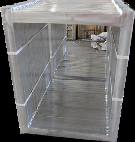 供应邢台玻璃印刷丝印铝合金网框价格