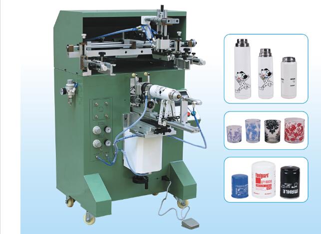 滤清器丝印机过滤器滚印机汽车配件移印机