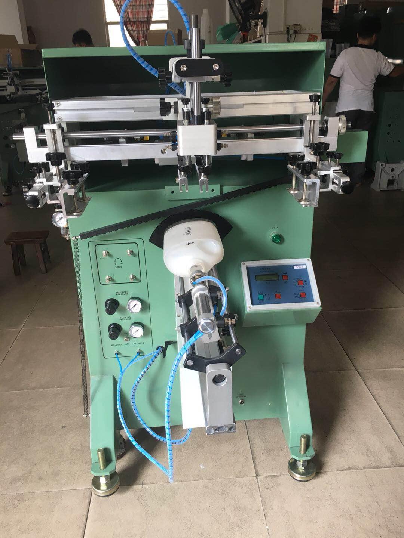 一次性餐具用品丝印机运动器材丝印机硅胶软管手环丝印机