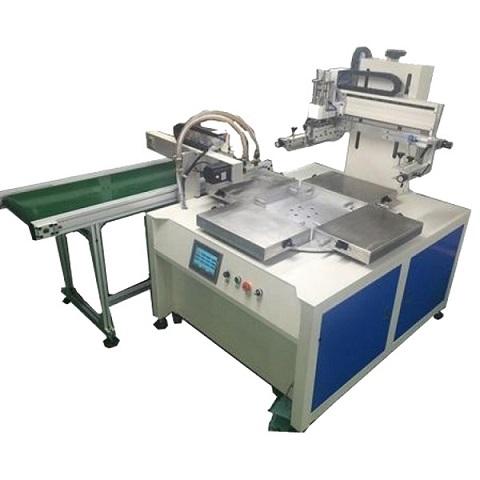 皮革丝网印刷机高效智能双色转盘丝印机 厂家定制直销