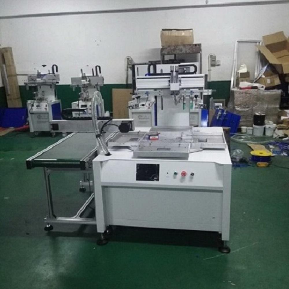 3050P玻璃丝网印刷机智能高效四工位丝印机 厂家加工直销