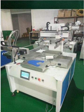 平面丝印机四工位转盘丝网印刷机厂家
