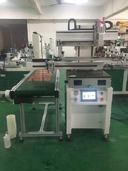 标牌丝印机门牌丝网印刷机指示牌印刷机厂家