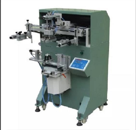 温度计刻度丝印机注射器刻度丝网印刷机厂家