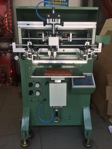 快餐盒丝印机塑料打包盒滚印机一次性饭盒饭碗丝网印刷机