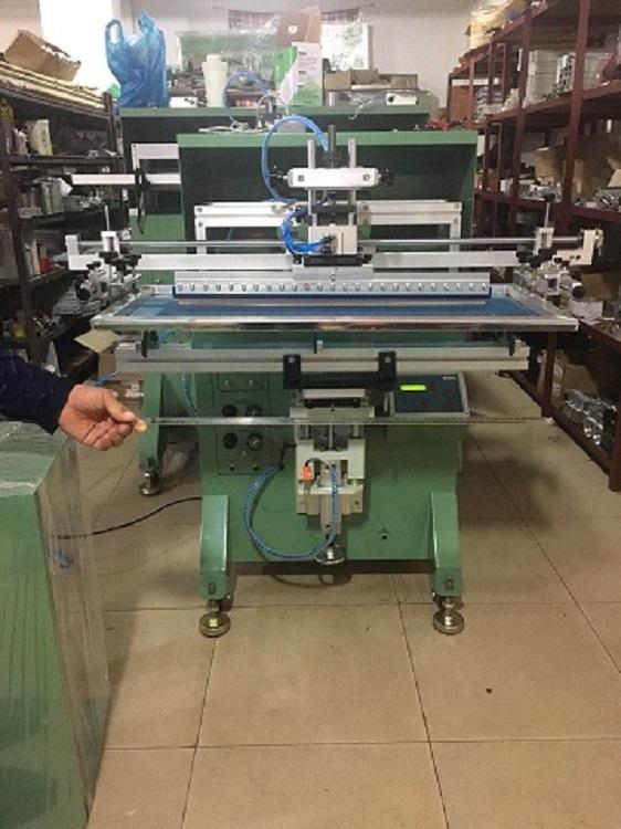 软管丝印机铁管丝网印刷机