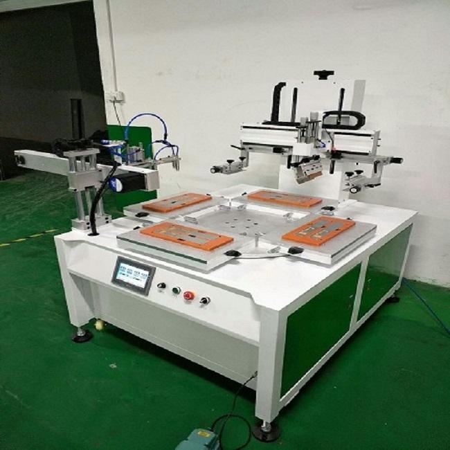 标牌丝印机铭牌丝网印刷机