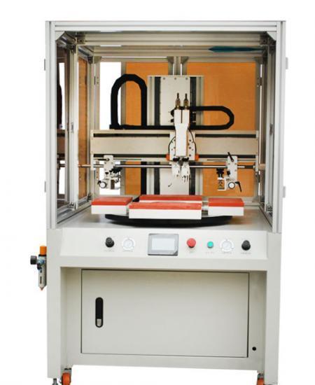 文具直尺丝印机学生套尺丝网印刷机