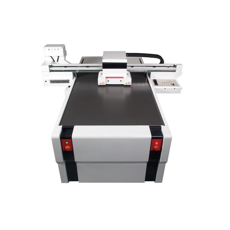 数印通PL-90A UV平板打印机标牌耐腐蚀层打印