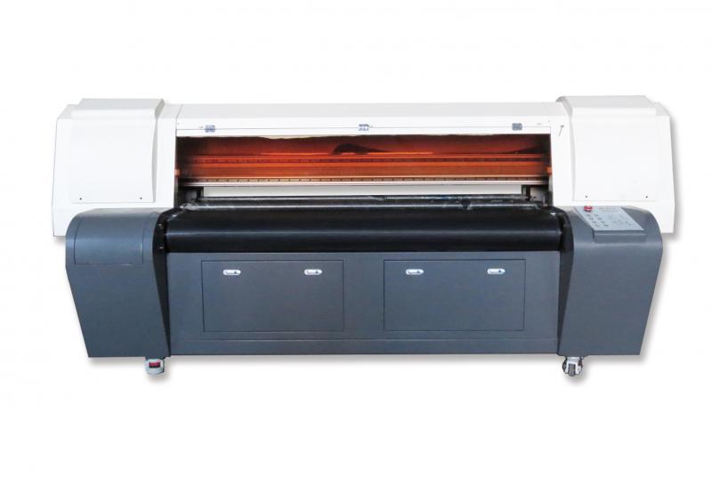 数印通DL-180A大幅面导带打印机UV打印机不锈钢蚀刻掩膜打印机