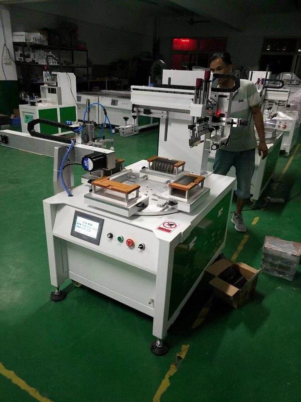 广东省丝印机东莞市丝网印刷机厂家 移印机直销