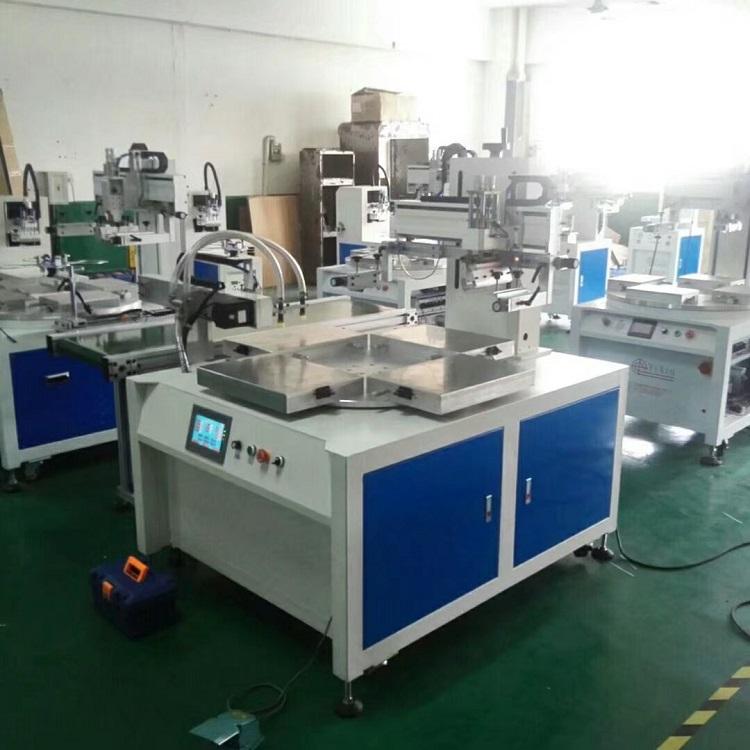 邯郸市丝印机机械手上下料丝网印刷机全自动移印机