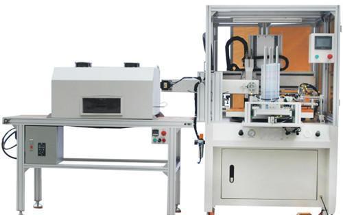 秦皇岛丝印机厂家文具直尺丝网印刷机电器电池移印机