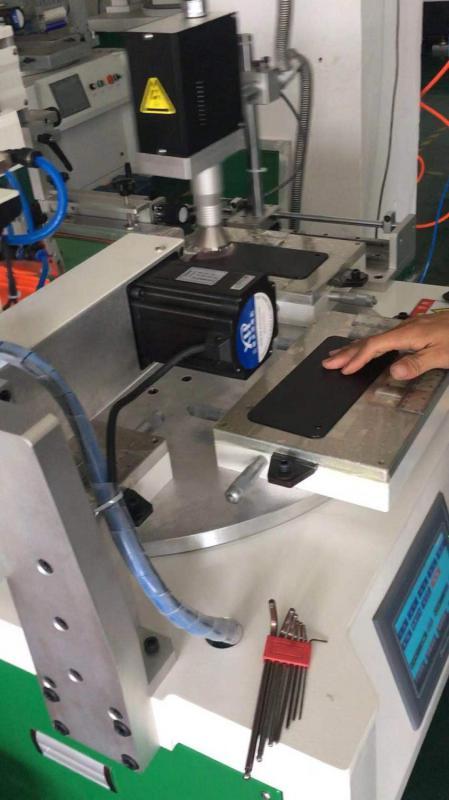 手机玻璃丝印机手机镜片网印机塑料板手机膜丝网印刷机