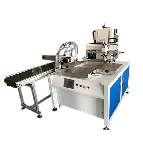 陶瓷片丝印机移动电源外壳丝印机塑胶塑料板丝网印刷机
