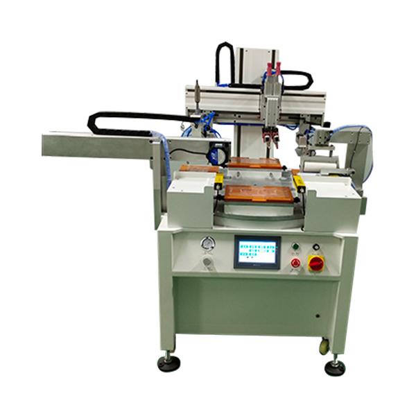 槟郎盒子丝印机瓶盖移印机化妆瓶箱子丝网印刷机