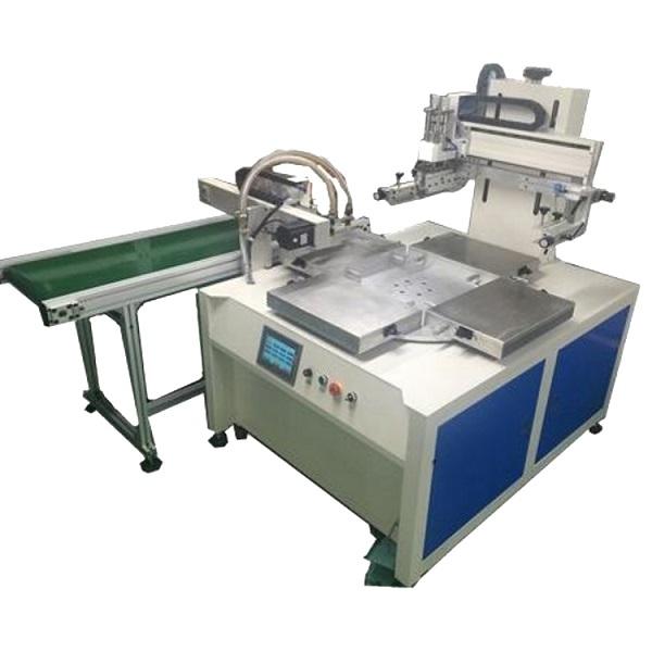 温州市亚克力标牌丝印机不锈钢铭牌网印机机器牌丝网印刷机