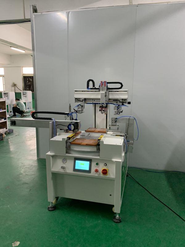 亚克力板丝印机亚克力标牌网印机亚克力镜片丝网印刷机