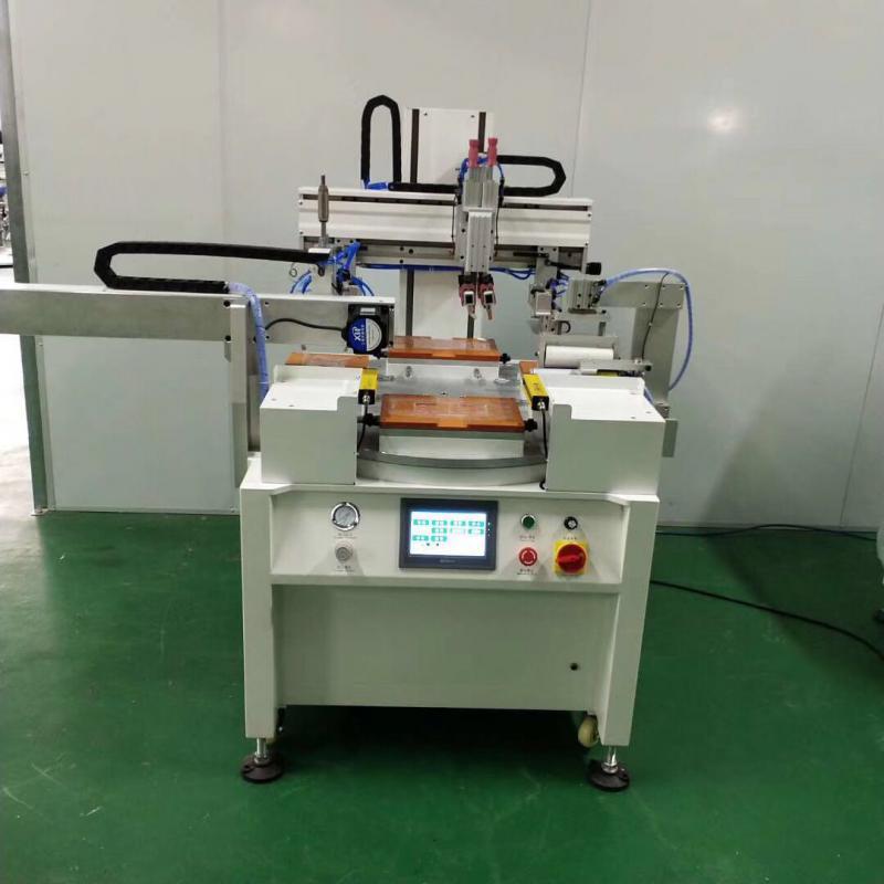 手机电池丝印机手机壳网印机手机膜丝网印刷机