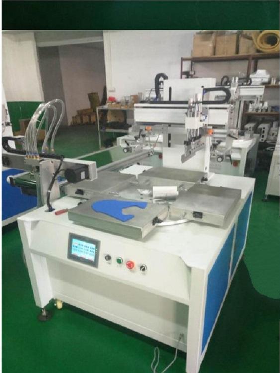 皮革丝印机无纺布网印机布料丝网印刷机定制