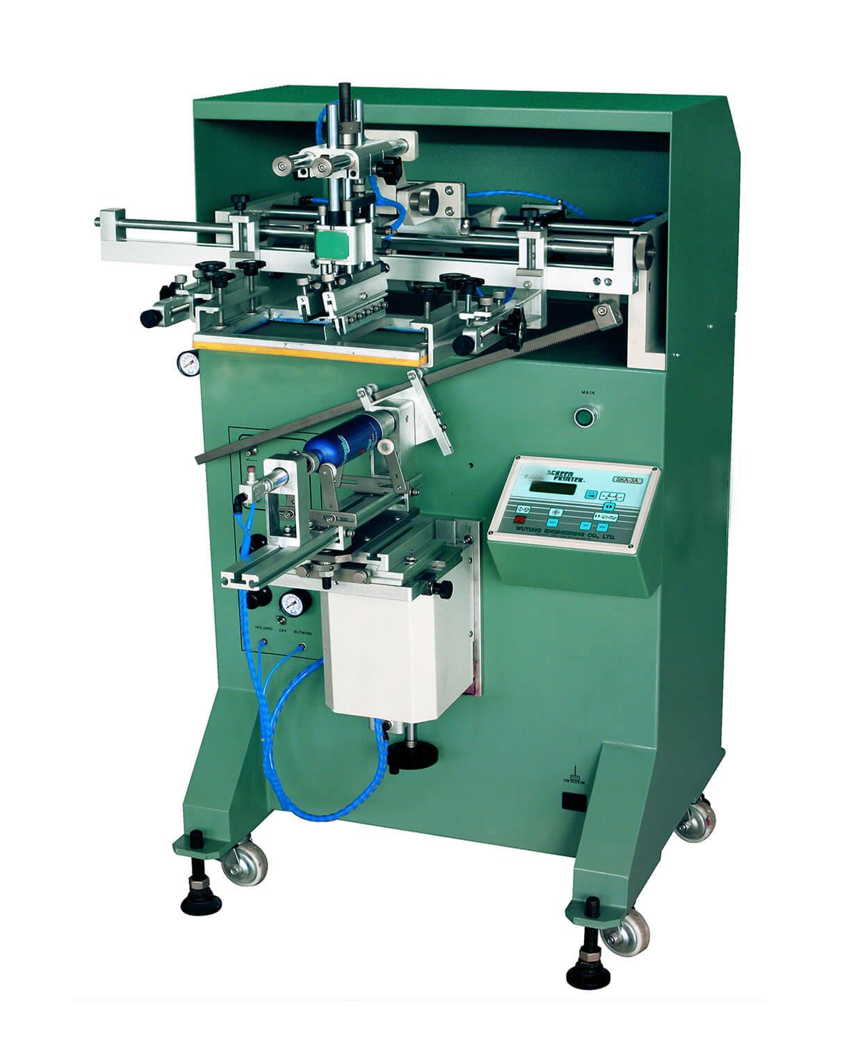 300A曲面丝印机
