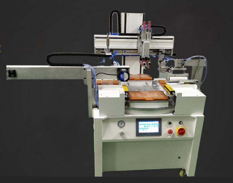成都市丝印机成都滚印机丝网印刷机定制
