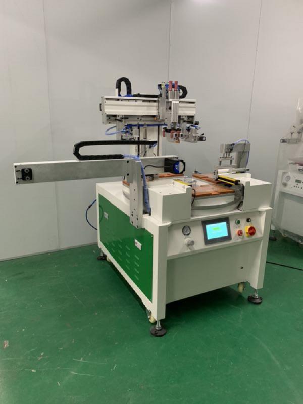 长沙市丝印机长沙滚印机丝网印刷机工厂