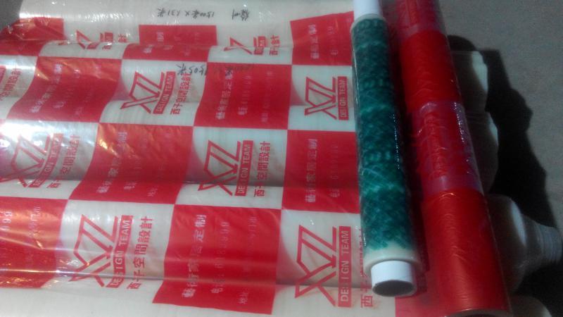印字PE保护膜 铝板透明保护膜