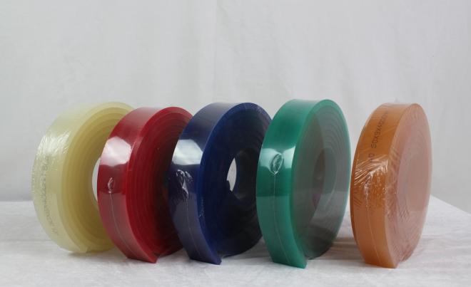 广东中山飞马绿丝印刮胶 耐磨耐溶剂丝印刮条厂家批发