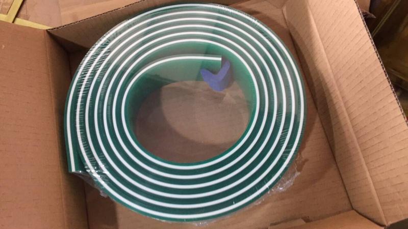 供应广东深圳高品质丝印三层刮胶  三层夹心刮胶厂家