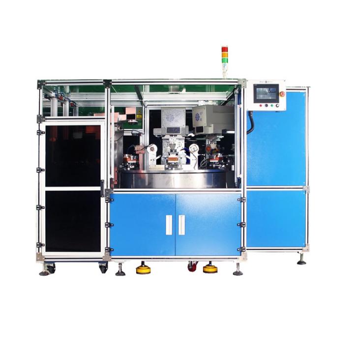 供应移印激光打标机微型电动激光打印机电镀金属件移印激光打标机