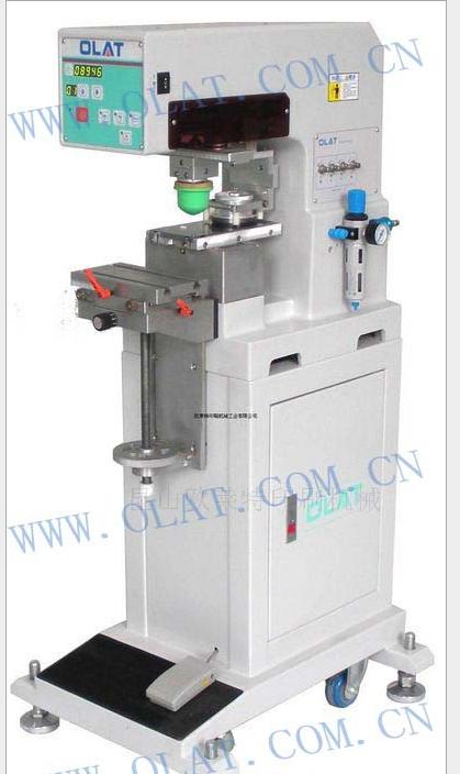 厂家直销OP-223SE印刷遥控器移印机 高端机械印刷设备油墨移印机
