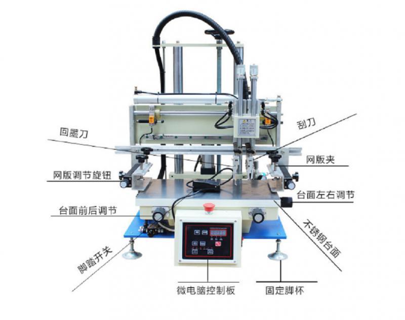 岳阳丝印机厂家纸碗纸杯曲面丝网印刷机圆面滚印机