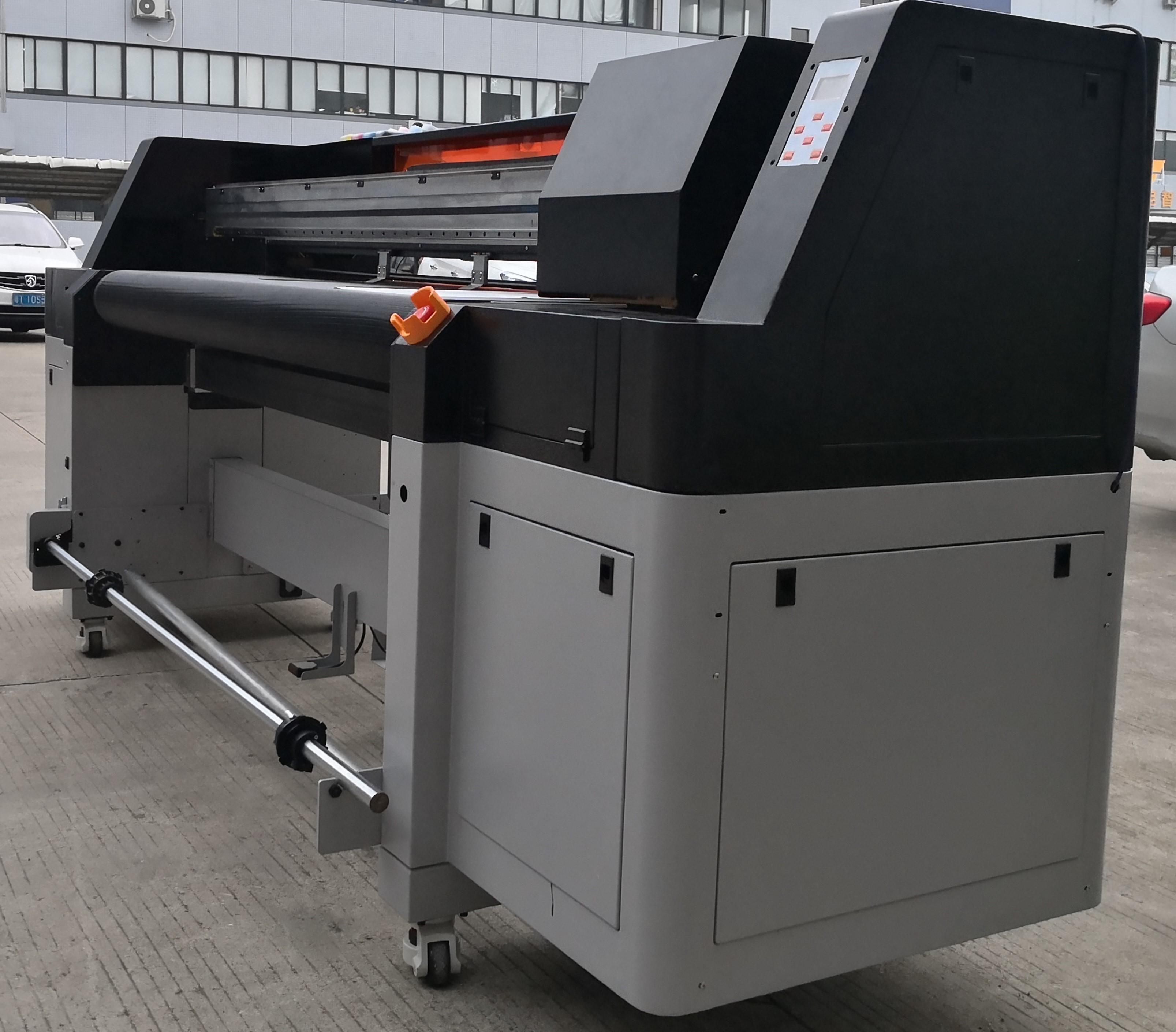 UV网带机 UV网带打印机